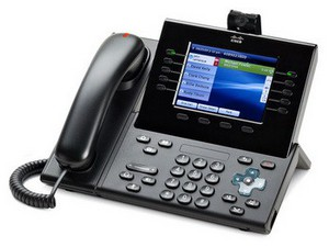 Cisco Unified IP Phone CP-9951-C-CAM-K9 SotMarket.ru 29180.000