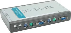 фото KVM-переключатель D-Link DKVM-4K