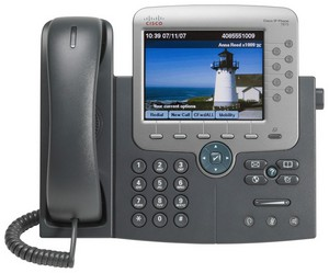 фото Cisco Unified IP Phone CP-7975G