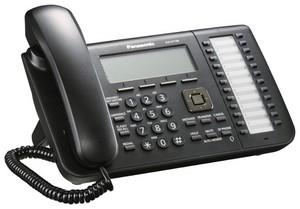 фото IP телефон Panasonic KX-UT136