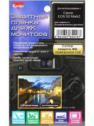 фото Защитная пленка для Canon EOS 5D Mark II Kenko (для 2 дисплеев)