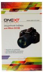 фото Защитная пленка для Nikon D5100 ONEXT матовая