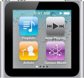 фото Защитная пленка для Apple iPod nano 6G Monoprice 8331 Screen Protective Film
