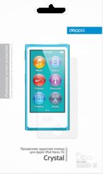 фото Защитная пленка для Apple iPod nano 7G Deppa 61106 прозрачная
