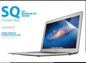 "фото Защитная пленка для Apple MacBook Air 13"" SGP Steinheil Series Crystal Clear SGP07165"