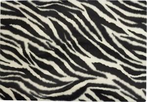 """фото Наклейка PC PET Safari zebra для ноутбука 17"""""""