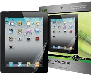 Фото защитной пленки для Apple iPad Black Horns BH-iD2101