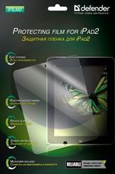 фото Защитная пленка для Apple iPad 2 Defender iFilm2