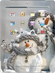 фото Наклейка для Apple iPad 2 Vinil-Koritsa 173