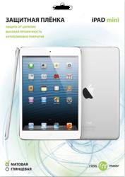 фото Защитная пленка для Apple iPad mini Ross&Moor матовая