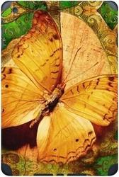фото Наклейка для Apple iPad mini Vinil-Koritsa Золотая бабочка
