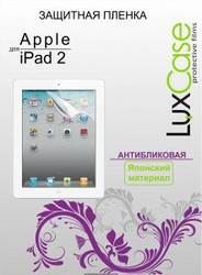 фото Защитная пленка для Apple iPad 2 LuxCase антибликовая