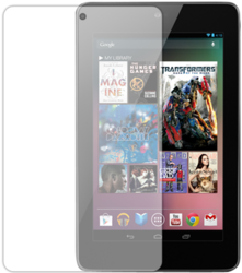фото Защитная пленка для Asus Google Nexus 7 VIPO матовая