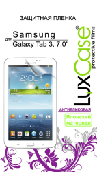 фото Защитная пленка для Samsung GALAXY Tab 3 7.0 P3200 LuxCase антибликовая