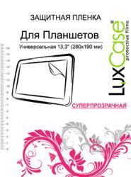 """фото Защитная пленка LuxCase 13.3"""" универсал суперпрозрачная"""