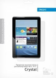 Защитная пленка для Samsung GALAXY Tab 2 10.1 P5110 Deppa прозрачная SotMarket.ru 490.000