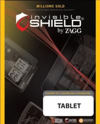 фото Защитная пленка для Samsung GALAXY Tab 2 7.0 P3100 ZAGG InvisibleSHIELD