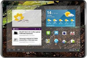 фото Наклейка для Samsung GALAXY Tab 2 10.1 P5100 Vinil-Koritsa Абстракция №53
