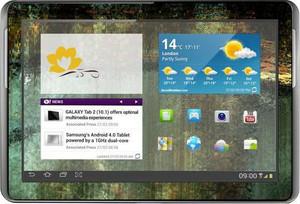 фото Наклейка для Samsung GALAXY Tab 2 10.1 P5100 Vinil-Koritsa Абстракция №69