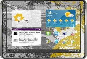 фото Наклейка для Samsung GALAXY Tab 2 10.1 P5100 Vinil-Koritsa Абстракция №9