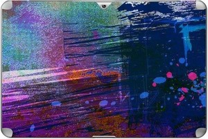 фото Наклейка для Samsung GALAXY Tab 2 10.1 P5110 Vinil-Koritsa Абстракция №123