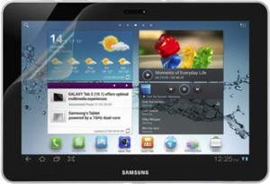 фото Защитная пленка для Samsung GALAXY Tab 2 10.1 P5110 Barey матовая front