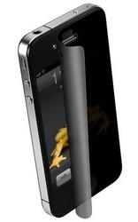 Защитная пленка для Apple iPhone 4 Wrapsol Privacy Screen Protector PPHAP003-SO