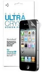 Защитная пленка для Apple iPhone 4 SGP Steinheil LCD Film Ultra Crystal