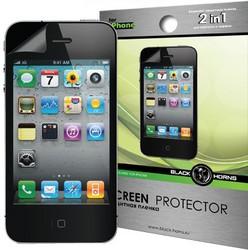 Защитная пленка для Apple iPhone 4S Black Horns BH-iP4101
