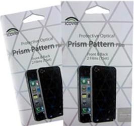 Защитная пленка для Apple iPhone 4S iCover Prism