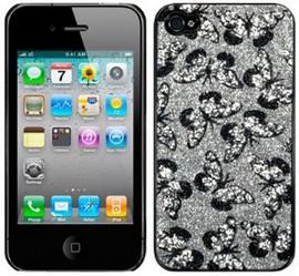 Защитная пленка для Apple iPhone 4S Butterfly Front&Back
