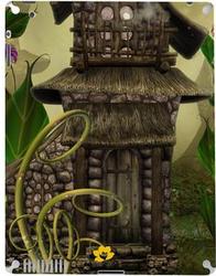 фото Наклейка для Apple iPad 4 Vinil-Koritsa Магия сказок №12