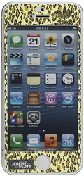 Наклейка на Apple iPhone 5 Leopard Jeremy Scott X Adidas SotMarket.ru 200.000