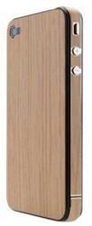 Наклейка на заднюю стенку для Apple iPhone 4S Belkin F8Z893CWC01