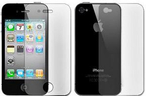 Защитная пленка для Apple iPhone 4S XDM глянцевая (экран и задняя панель)