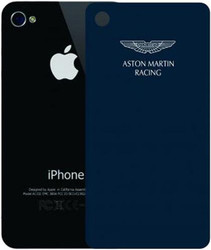 Наклейка на Apple iPhone 4 Aston Martin Racing SGIPH4001 SotMarket.ru 1190.000