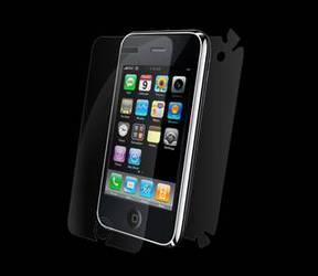 Защитная пленка для Apple iPhone 3GS ZAGG InvisibleSHIELD