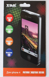 фото Защитная пленка для Apple iPod touch 4G XDM матовая