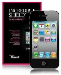 Защитная пленка для Apple iPhone 4 SGP Steinheil Incredible Shield EX Ultra Crystal Clear SGP06745