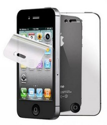 Защитная пленка для Apple iPhone 4 SGP Steinheil LCD Film Ultra Mirror