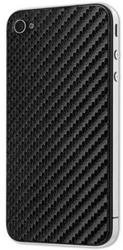 Защитная пленка для Apple iPhone 4S Artwizz CarbonFilm Back Black AZ517ZZ