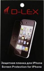 Защитная пленка для Apple iPhone 4 D-Lex DSPX1S38