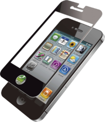 фото Защитная пленка для Apple iPhone 4 Elecom 19927