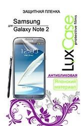 фото Защитная пленка для Samsung N7100 Galaxy Note 2 LuxCase антибликовая