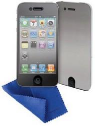 Защитная пленка для Apple iPhone 4 Griffin Screen Care Kit GB01719 зеркальная