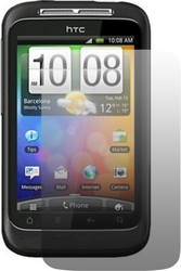 Защитная пленка для HTC Wildfire S Cellular Line Clear Glass SPWIDFIRES