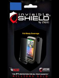 Защитная пленка для HTC Hero ZAGG InvisibleSHIELD