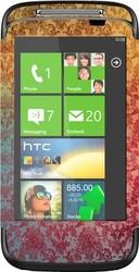 Фото виниловой наклейки на HTC 7 Mozart Vinil-Koritsa 117