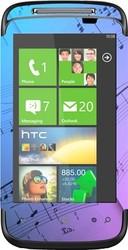 Фото виниловой наклейки на HTC 7 Mozart Vinil-Koritsa 154.0