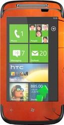 Фото виниловой наклейки на HTC 7 Mozart Vinil-Koritsa 19.0